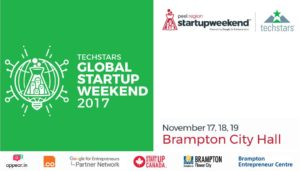 Startup Weekend Nov. 17th-19th 2017